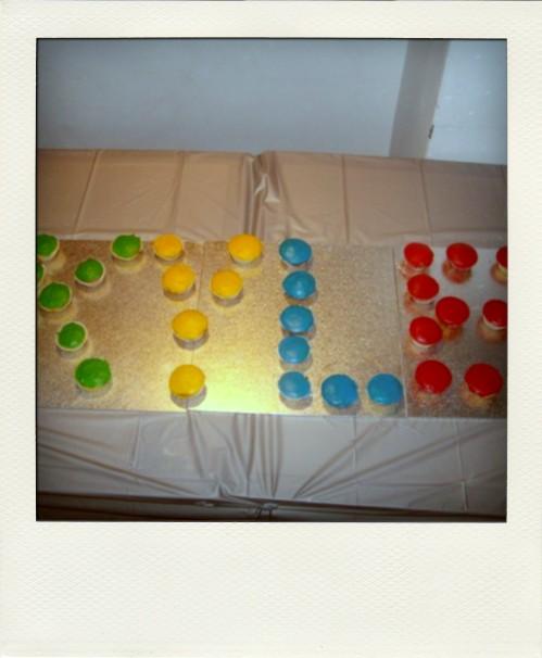 Ky's birthday cake