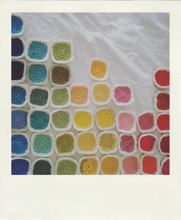 colour box crochet blanket